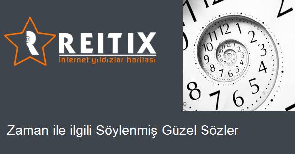 Zaman Ile Ilgili Söylenmiş Güzel Sözler Reitixcom